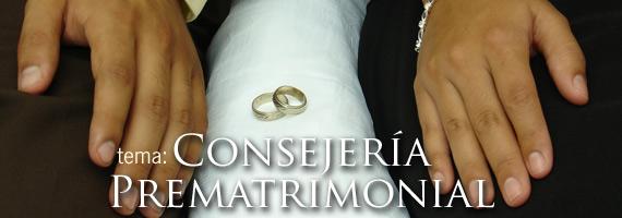 consejer u00eda prematrimonial